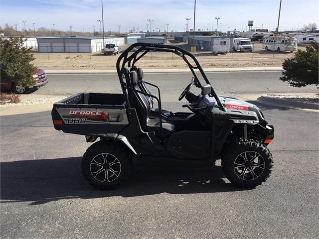 2021 CFMOTO ZFORCE 800 Trail at Champion Motorsports