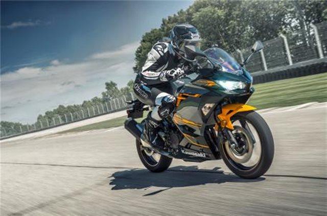 2018 Kawasaki Ninja 400 ABS at Pete's Cycle Co., Severna Park, MD 21146