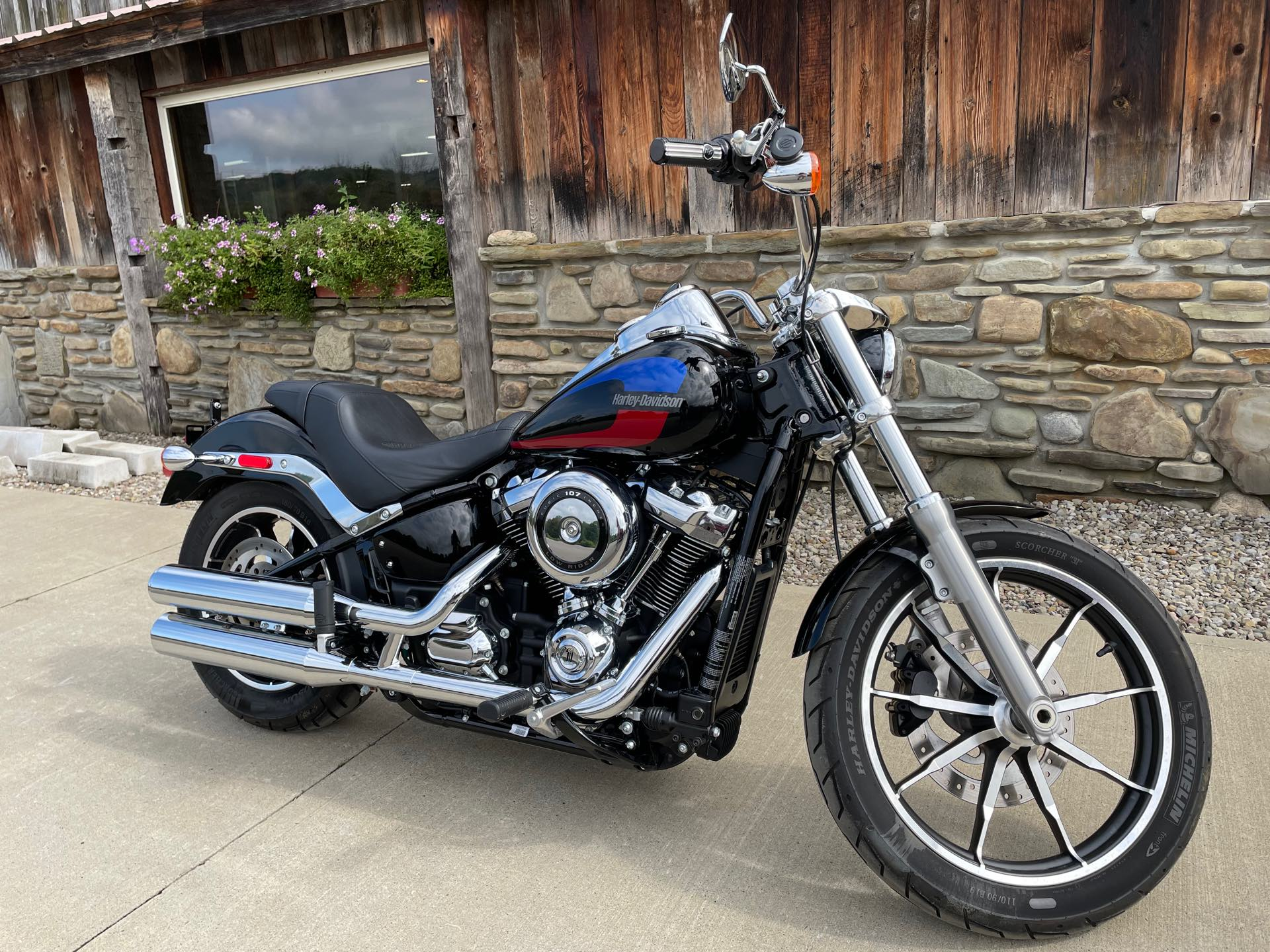 2018 Harley-Davidson Softail Low Rider at Arkport Cycles