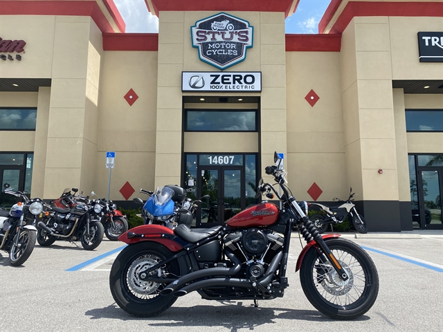 2019 Harley-Davidson Softail Street Bob at Fort Myers