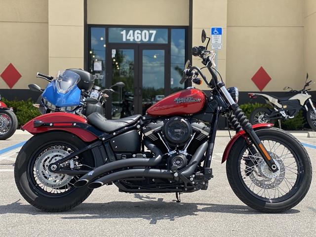 2019 Harley-Davidson Softail Street Bob at Fort Myers