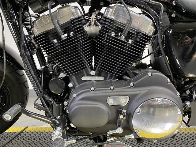 2021 Harley-Davidson XL1200X at Worth Harley-Davidson