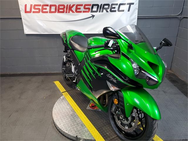 2015 Kawasaki Ninja ZX-14R ABS 30th Anniversary at Used Bikes Direct