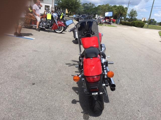2007 Honda Shadow Spirit 750 C2 at Fort Myers