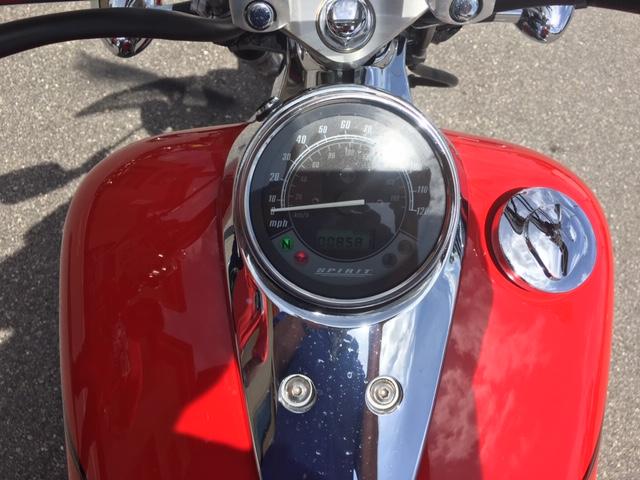 2007 Honda Shadow Spirit 750 C2 at Stu's Motorcycles, Fort Myers, FL 33912