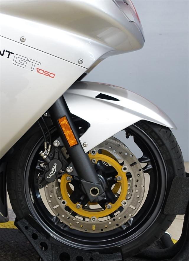 2011 Triumph Sprint GT at Southwest Cycle, Cape Coral, FL 33909