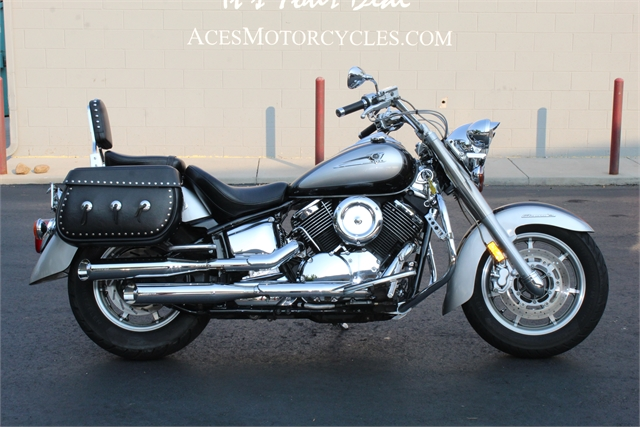 2004 Yamaha V Star 1100 Classic at Aces Motorcycles - Fort Collins