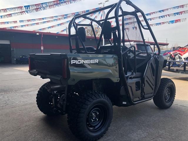 2021 Honda Pioneer 520 Base at Wild West Motoplex