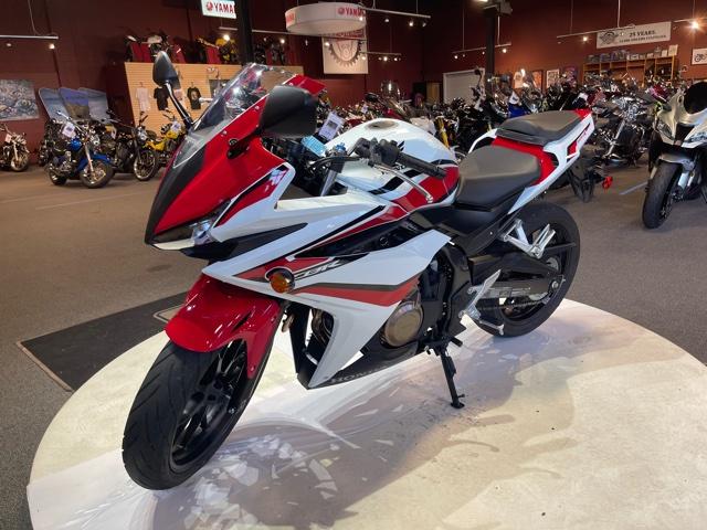 2018 Honda CBR500R Base at Martin Moto