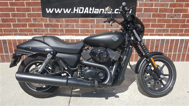 2015 Harley-Davidson Street 750 at Harley-Davidson® of Atlanta, Lithia Springs, GA 30122