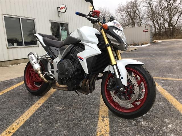 2013 Honda CB 1000R at Randy's Cycle, Marengo, IL 60152
