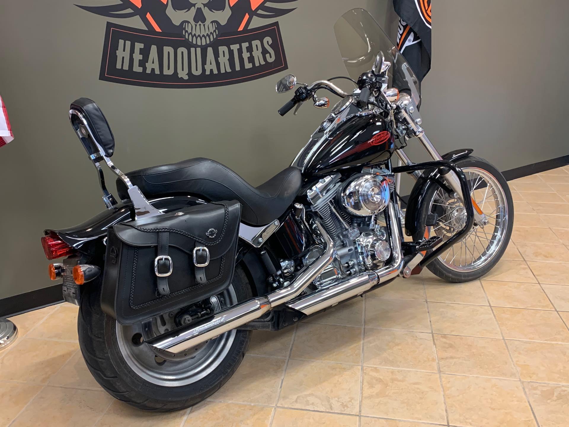 2006 Harley-Davidson Softail Standard at Loess Hills Harley-Davidson