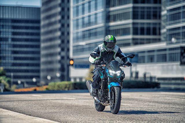 2021 Kawasaki Z400 ABS at Columbia Powersports Supercenter