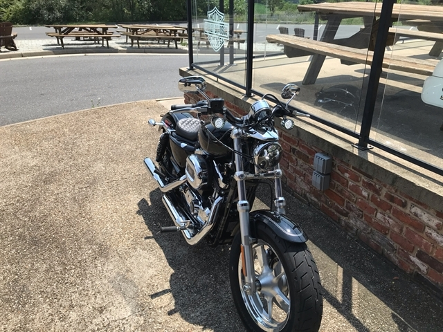 2013 Harley-Davidson Sportster 1200 Custom at Shenandoah Harley-Davidson®
