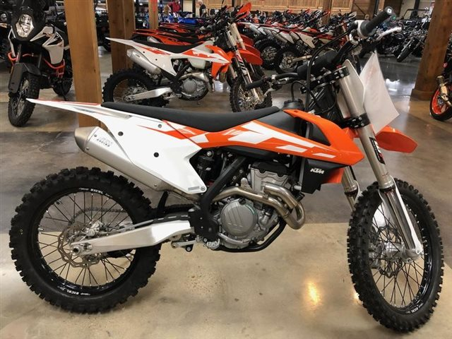 2016 KTM SX 350 F at Got Gear Motorsports