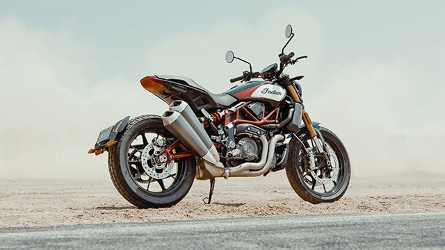 2019 Indian FTR 1200 S at Youngblood Powersports RV Sales and Service