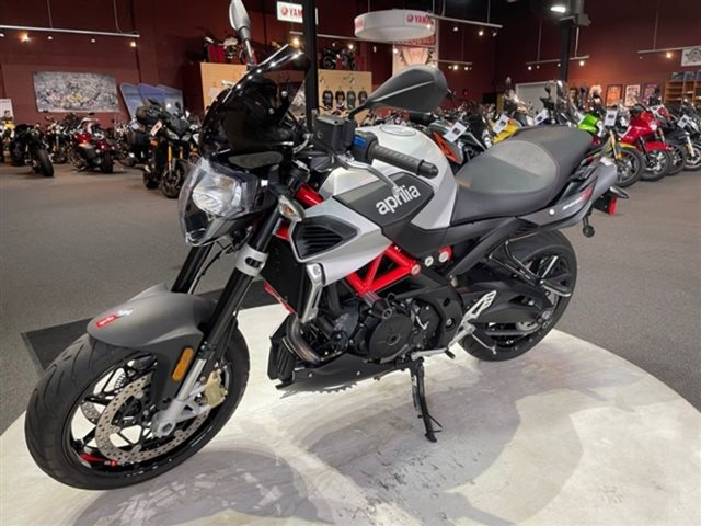 2018 Aprilia Shiver 900 900 at Martin Moto
