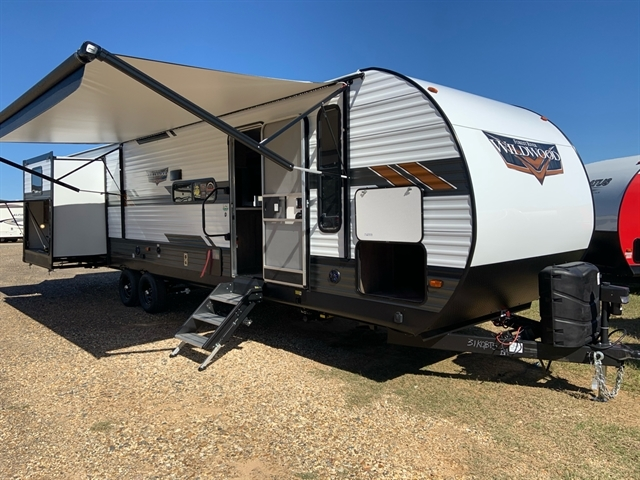 2019 Forest River Wildwood 31KQBTS at Campers RV Center, Shreveport, LA 71129
