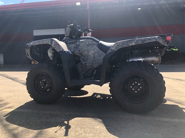 2020 Honda FourTrax Foreman 4x4 EPS at Wild West Motoplex