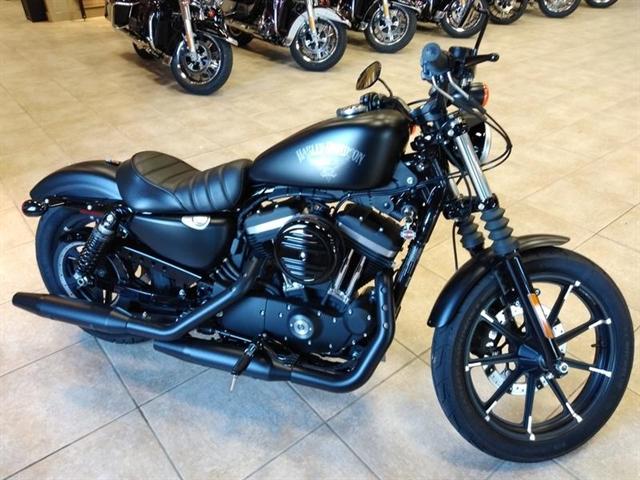 2017 Harley-Davidson Sportster Iron 883 at M & S Harley-Davidson