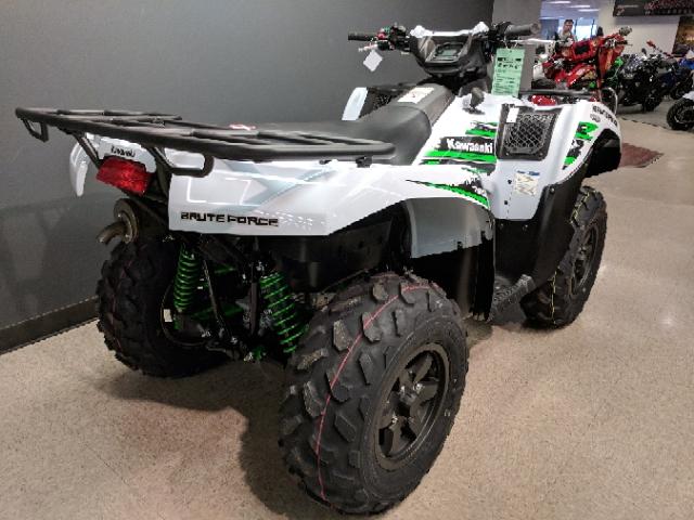 2018 Kawasaki Brute Force 750 4x4i EPS at Sloan's Motorcycle, Murfreesboro, TN, 37129