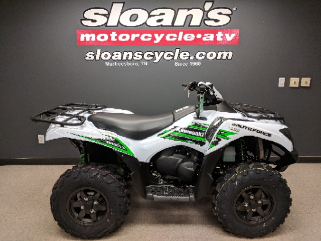 2018 Kawasaki Brute Force 750 4x4i EPS at Sloan's Motorcycle, Murfreesboro, TN, 37129