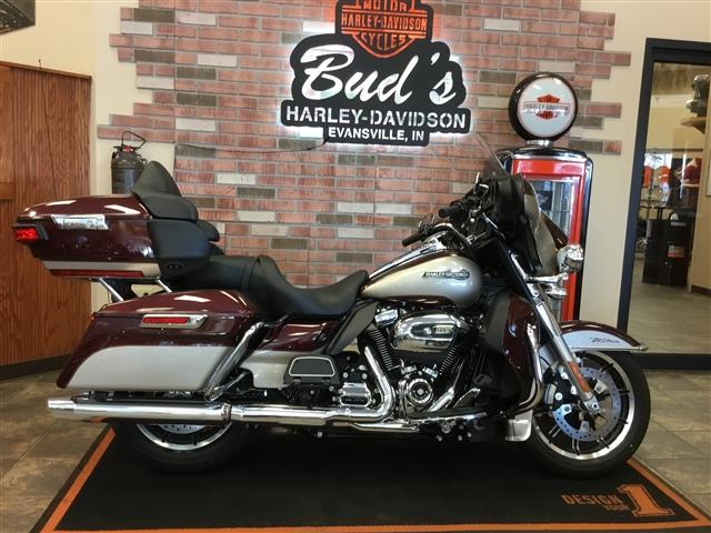 2018 Harley-Davidson Electra Glide Ultra Classic at Bud's Harley-Davidson, Evansville, IN 47715