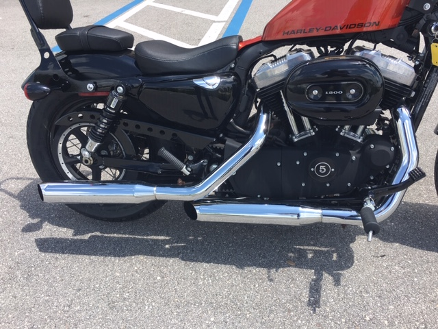 2011 Harley-Davidson Sportster Forty-Eight at Fort Myers