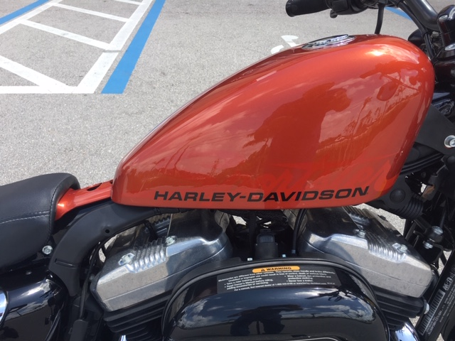 2011 Harley-Davidson Sportster Forty-Eight