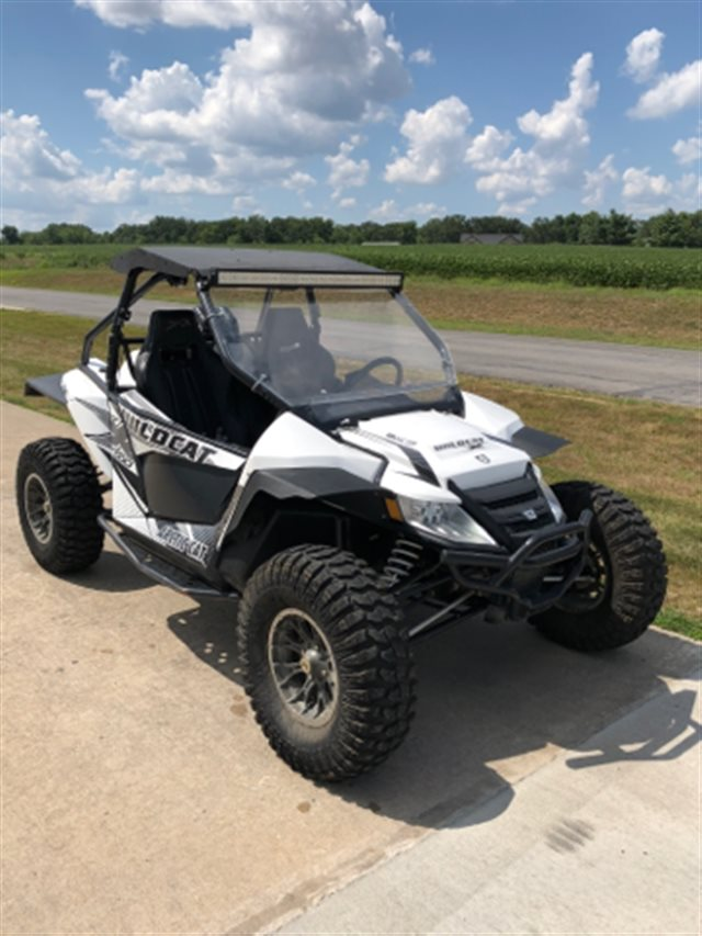 2015 Arctic Cat Wildcat X EPS at Lincoln Power Sports, Moscow Mills, MO 63362