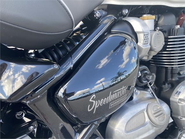 2022 Triumph Bonneville Speedmaster Base at Fort Myers