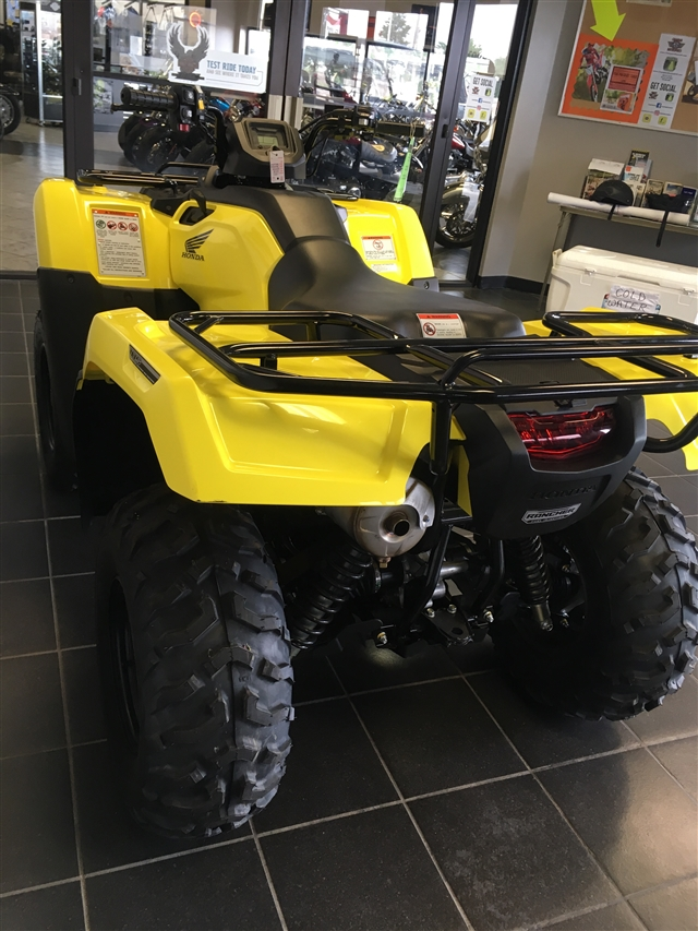2018 Honda FourTrax Rancher 4X4 Automatic DCT IRS EPS at Champion Motorsports, Roswell, NM 88201