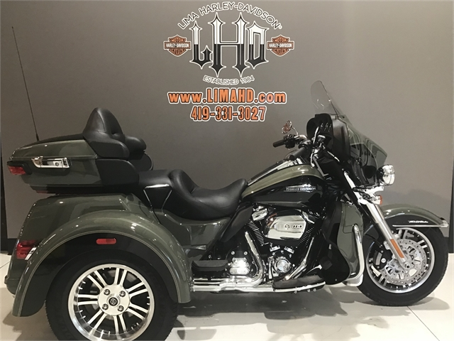 2021 Harley-Davidson Trike Tri Glide Ultra at Lima Harley-Davidson