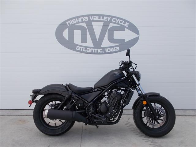 2021 Honda Rebel 300 ABS at Nishna Valley Cycle, Atlantic, IA 50022