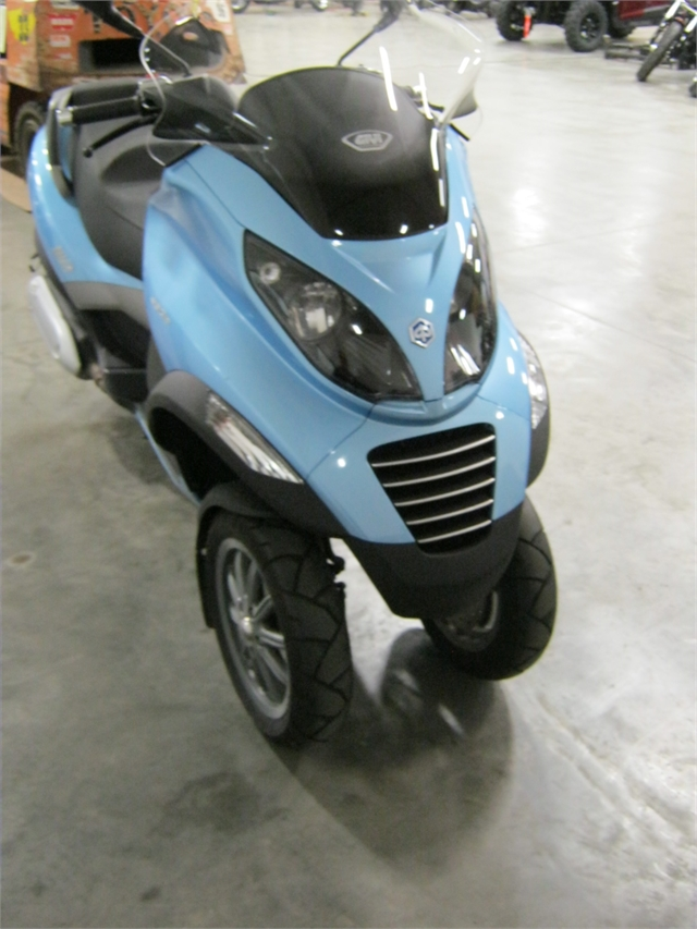 2008 Piaggio MP3 Three Wheeler at Brenny's Motorcycle Clinic, Bettendorf, IA 52722