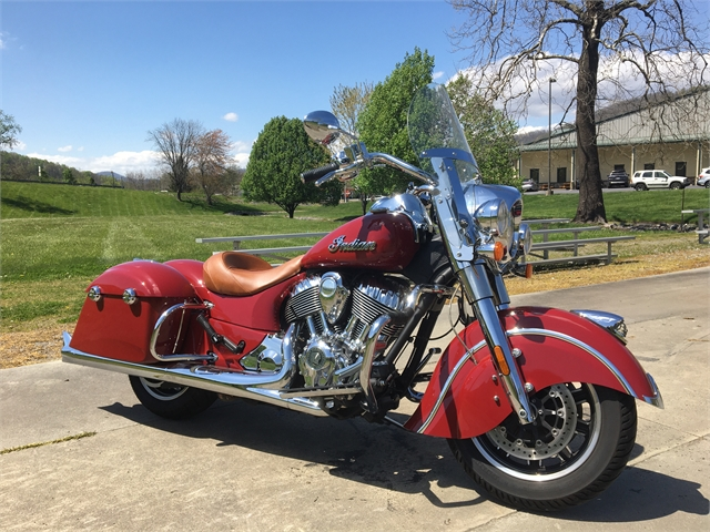 2016 INDIAN SPRINGFIELD at Harley-Davidson of Asheville
