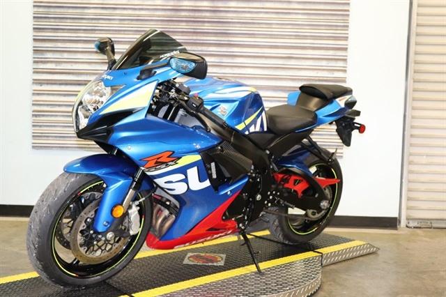 2016 Suzuki GSX-R 600 at Used Bikes Direct