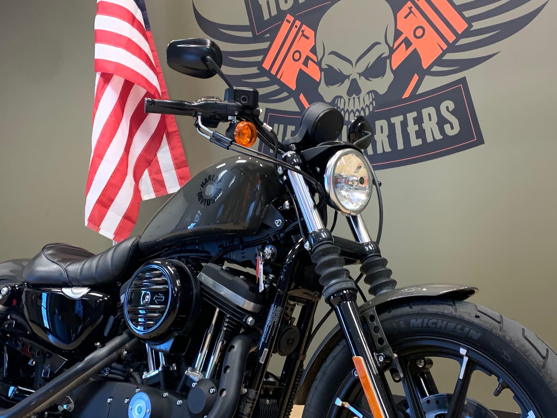 2019 Harley-Davidson Sportster Iron 883 at Loess Hills Harley-Davidson