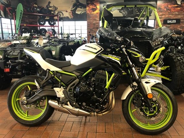 2021 Kawasaki Z650 ABS at Wild West Motoplex