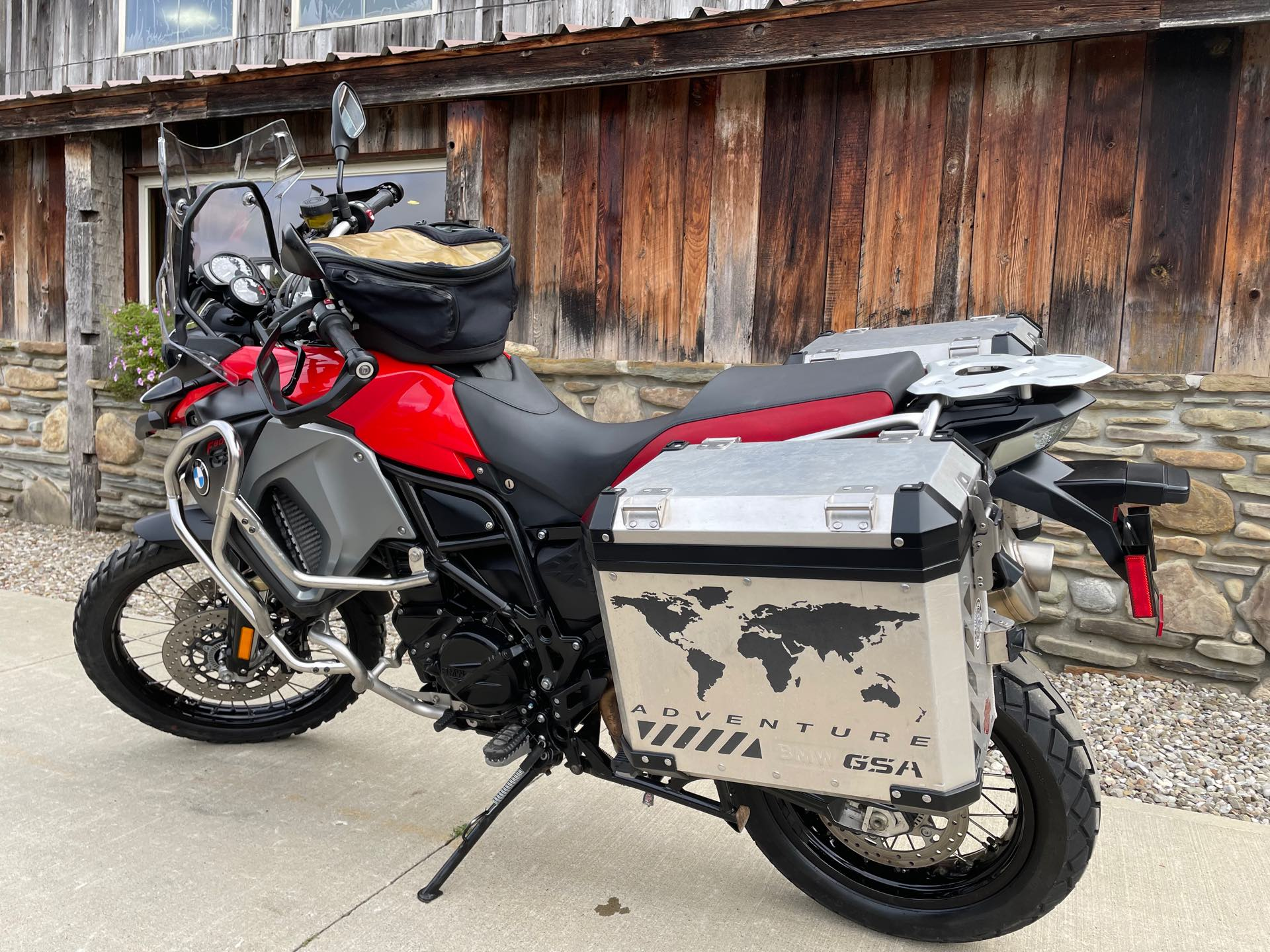 2014 BMW F 800 GS Adventure at Arkport Cycles