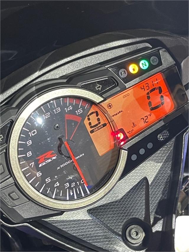 2016 Suzuki GSX-R 1000 at Martin Moto