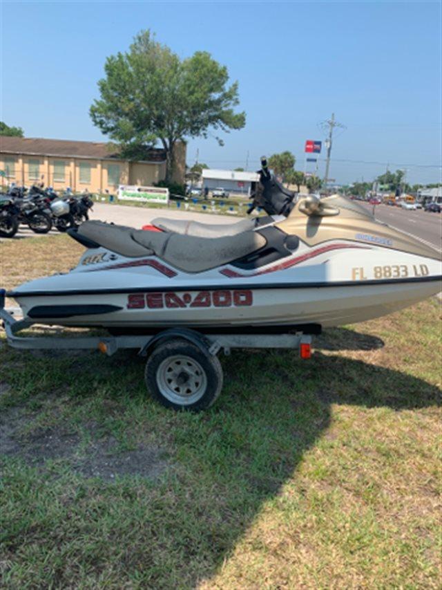 1999 SEA-DOO GTX at Jacksonville Powersports, Jacksonville, FL 32225
