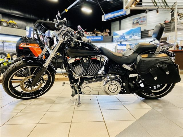 2014 Harley-Davidson Softail Breakout at Rod's Ride On Powersports