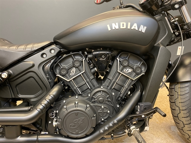 2020 Indian Scout Sixty Bobber-ABS Sixty - ABS at Sloans Motorcycle ATV, Murfreesboro, TN, 37129