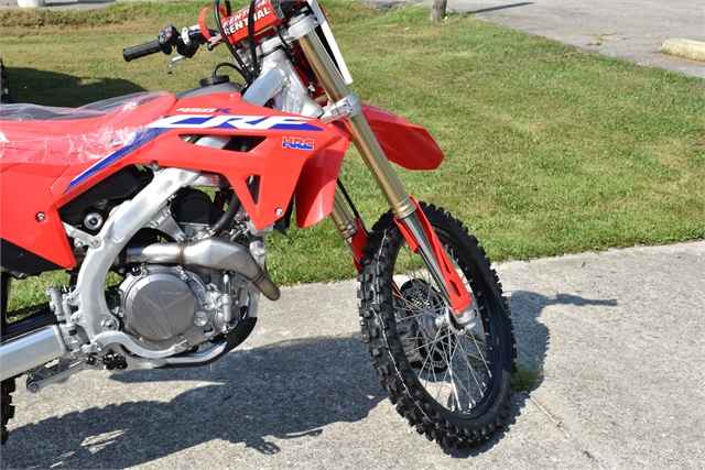 2022 Honda CRF 450R at Thornton's Motorcycle - Versailles, IN