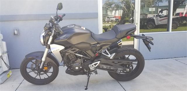 2019 Honda CB300R Base at Powersports St. Augustine