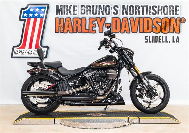 2017 Harley-Davidson Softail CVO Pro Street Breakout at Mike Bruno's Northshore Harley-Davidson