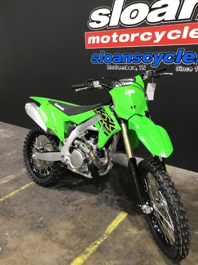 2021 Kawasaki KX 450 at Sloans Motorcycle ATV, Murfreesboro, TN, 37129