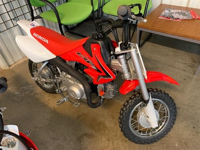 2020 Honda CRF 50F at Ride Center USA