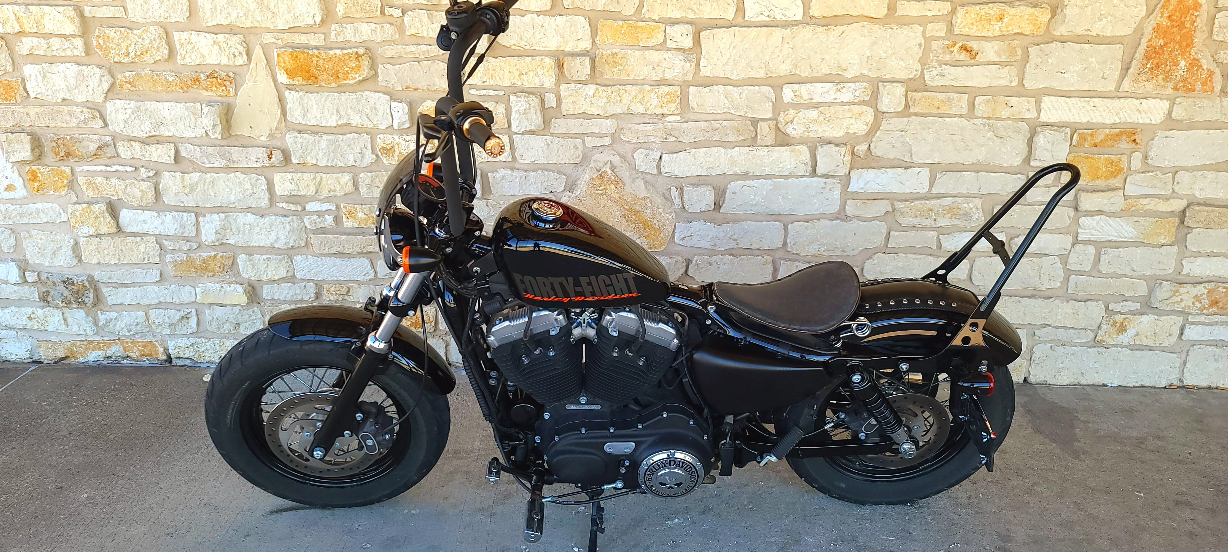 2015 Harley-Davidson Sportster Forty-Eight at Harley-Davidson of Waco